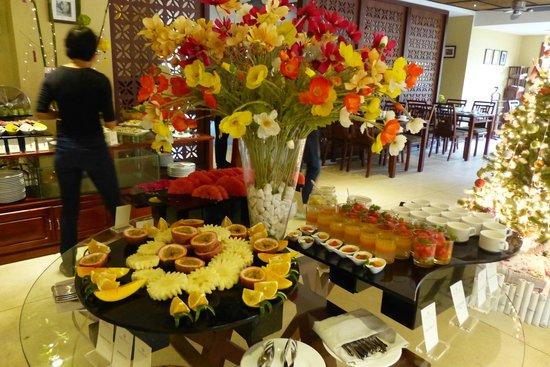 Essence Hoi An Hotel & SPA: Breakfast buffet