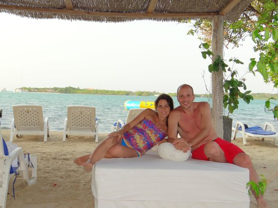 Hotel Sport Baru: Vista 1ra Playa