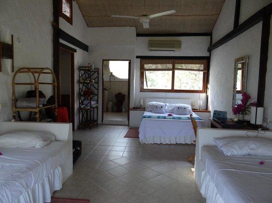 Hotel Sport Baru: Habitaciones 2do Piso