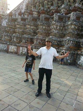 Wat Arun (Tempel der Morgenröte): 새벽사원