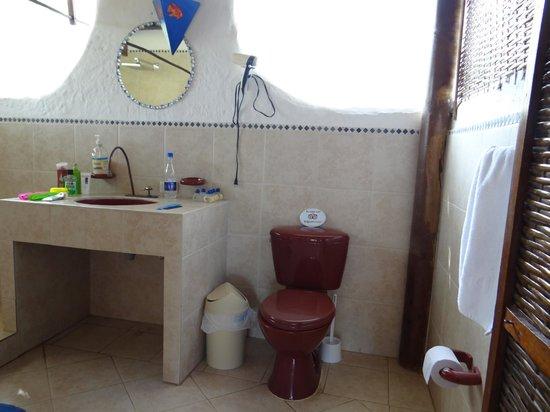Hotel Sport Baru: Baño (1)