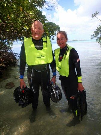 Aruba Bob Snorkeling: snorkel tour entry