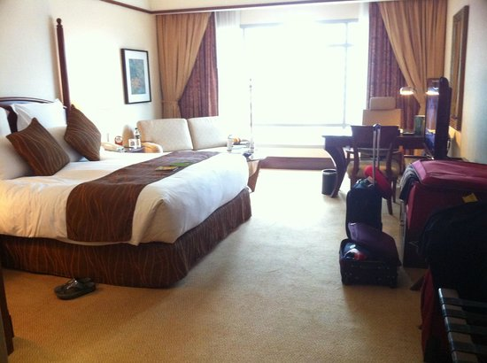 Mandarin Oriental, Kuala Lumpur : Our room