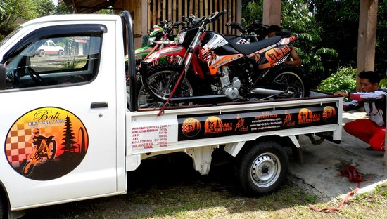 Bali Wilderness Dirt Bike - Day Tours: Ready to go for action packed dirt bike adventure