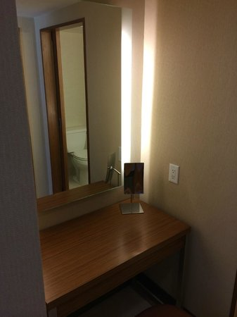 Grand Hyatt San Francisco: Vanity
