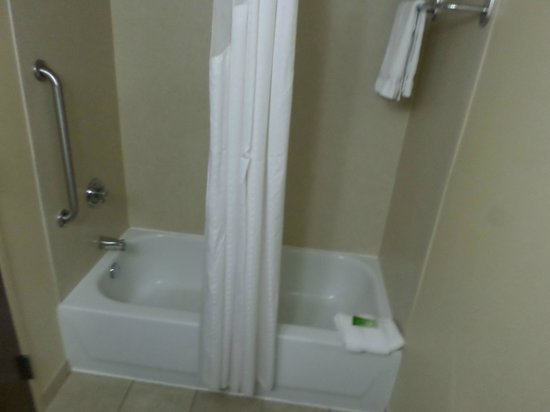Holiday Inn Express New York City Times Square : Banheiro
