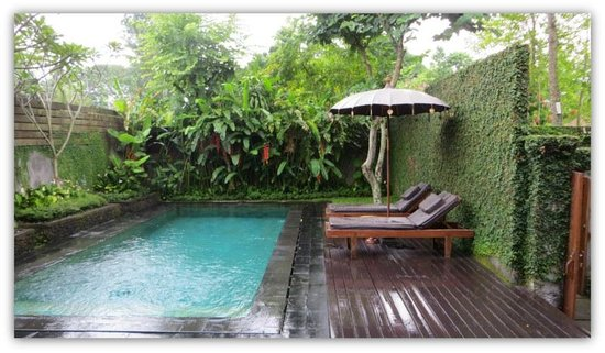 KajaNe Mua Private Villa & Mansion: Gorgeous tropical pool set private villa