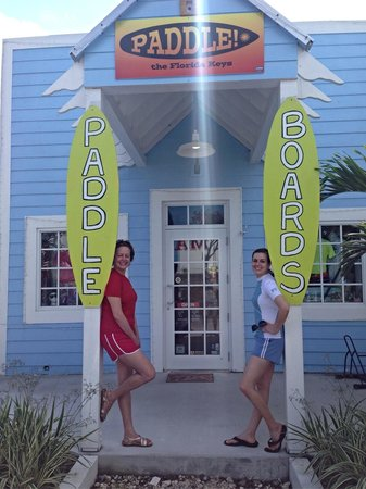 PADDLE! the Florida Keys: Paddle! Store front
