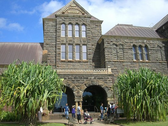 Bishop Museum: ハワイアンホール本館
