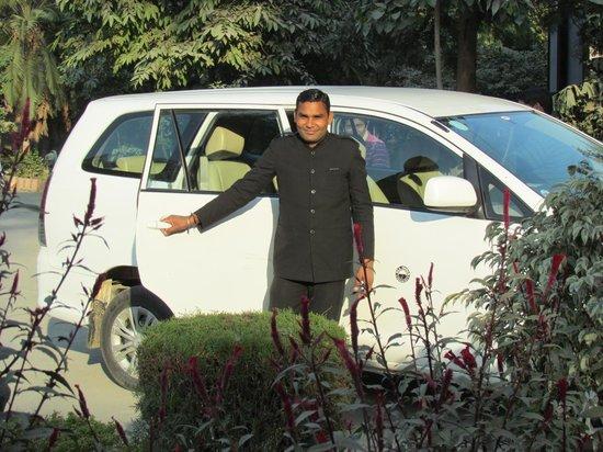 Hyatt Amritsar : Amritsar Hyatt Hotel, Car & Driver
