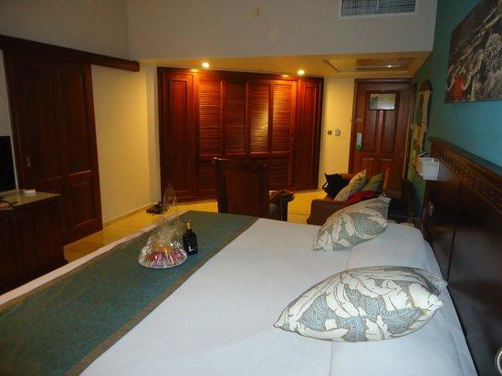 Grand Palladium Bavaro Suites Resort & Spa: Our room #1225-building 22