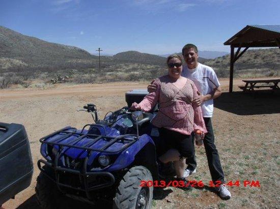 Tombstone Bordello: ATV Tour