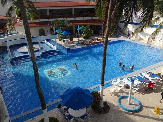Sol Caribe San Andres : Piscina
