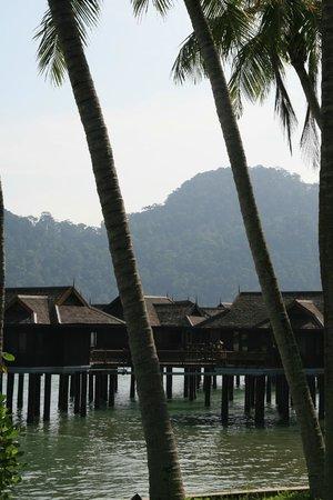 Pangkor Laut Resort: de villa's