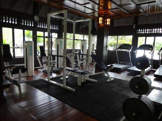 Pangkor Laut Resort: Fitness