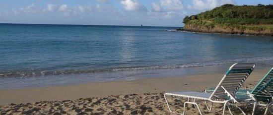 The Buccaneer St Croix: Mermaid Beach