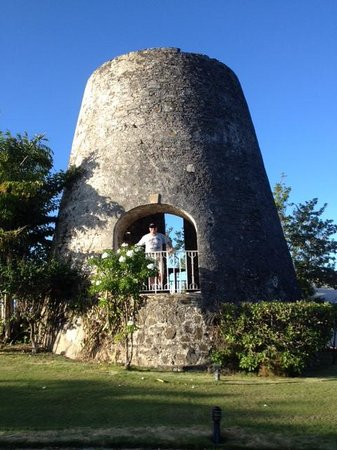 The Buccaneer St Croix: Sugar mill