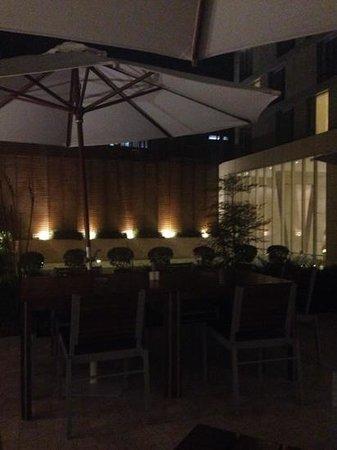 Hotel Atton San Isidro: restaurant view
