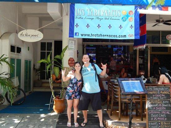 Los Tabernacos Sports Bar and Lounge : première visite et très content