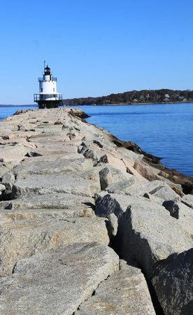 Spring Point Ledge Lighthouse : Spring Point Ledge Light