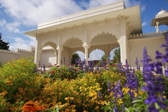 Hamilton, New Zealand: Indian Char Bagh Garden