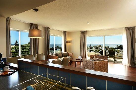 Hilton Noumea La Promenade Residences: Deluxe 3 Bdr Apartment