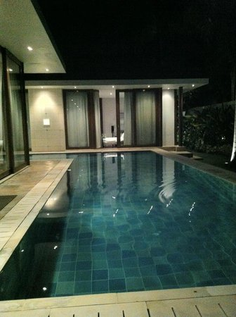 Club 151 Smart Villas Dreamland: PRIVATE SWIMMING POOL