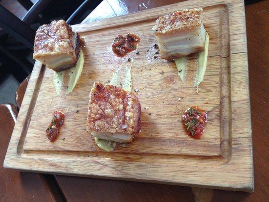 Bocados Spanish Kitchen Menu