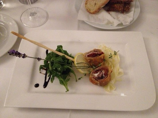 Restaurant Entler : Вкусно