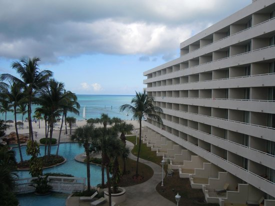 Melia Nassau Beach - All Inclusive: View from room 510