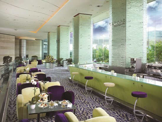 Regal Airport Hotel - Regala Cafe & Dessert Bar
