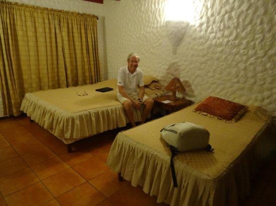 Hotel Boutique Lagarta Lodge: chambre standard