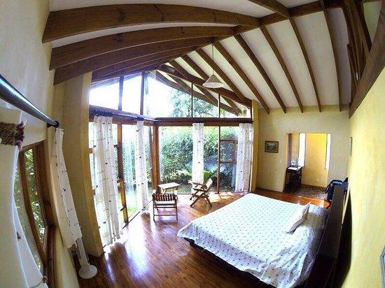 Tenorio Lodge: Ma chambre, la numéro 4.