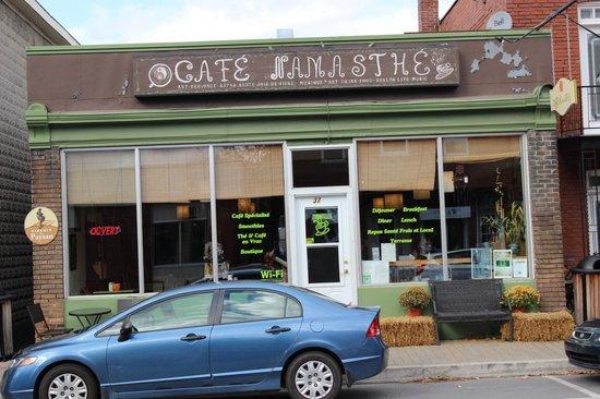 Cafe NamasThe: 37 Lambton