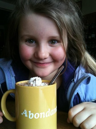 Cafe NamasThe: Petite cliente satisfaite ;)