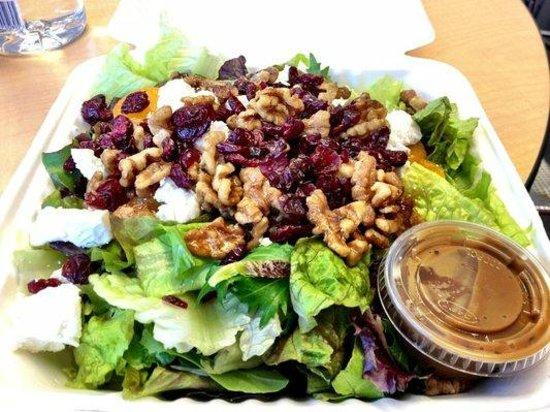 Cafe NamasThe: Salade noix et cashew