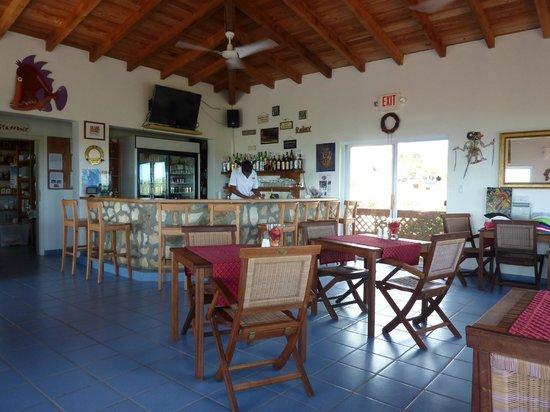 Shannas Cove Resort: Restaurant and Bar