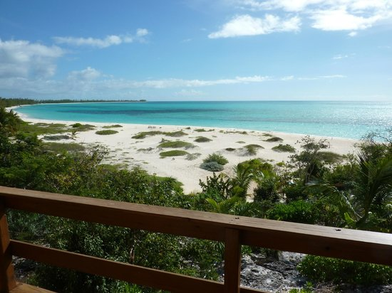 Shannas Cove Resort: View from the room