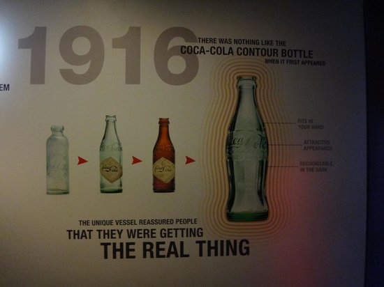 World of Coca-Cola: Museum like information