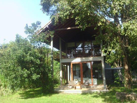 Wild Grass Nature Resort: family villa