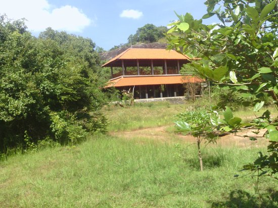 Wild Grass Nature Resort: main building