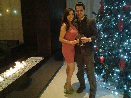 Radisson AR Hotel Bogota Airport: Lobby del Hotel 24/12/13