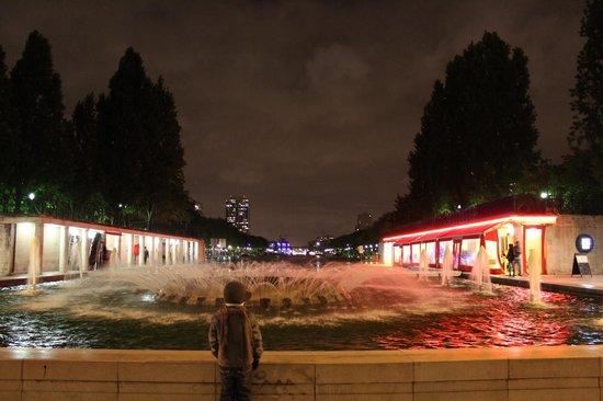 Reims Hotel: Bassin de la Villette