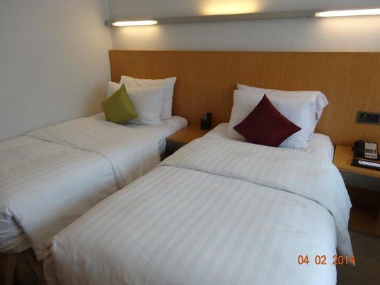 Novotel Century Hong Kong : 床