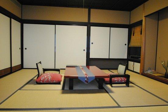 Kanazawa Chaya: Our room