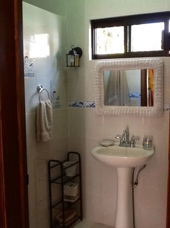 Villas Santo Niño: Bathroom Studio Cilantro
