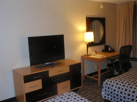Crowne Plaza San Francisco Airport: Room
