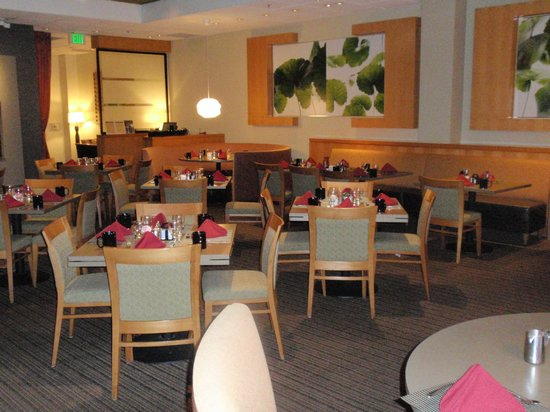 Crowne Plaza San Francisco Airport: West Bay Cafe