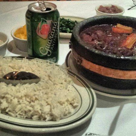 Via Brasil Restaurant : Feijoada