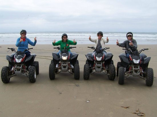 Cabo San Lucas Tours: 4 great friends having an adventure!